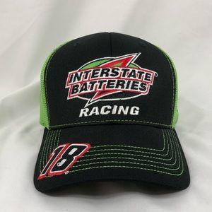 NWOT Kyle Busch #18 NASCAR Hat